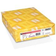"""Neenah Paper CLASSIC 8.5""""W x 11""""L Writing Paper, 24 lbs., 97 Brightness, 500/Ream (06051)"""