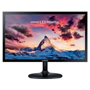 "Samsung SF350 Series LS22F350FHNXZA 22"" LED Monitor, High Glossy Black"