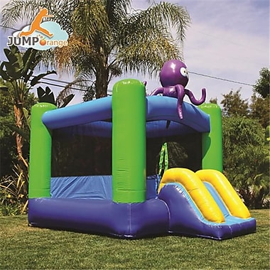 JumpOrange Kiddo Octopus Jump N Slide Fun House (RTL337920)
