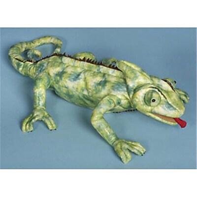 Sunny Toys 28 In. Chameleon Animal Puppet