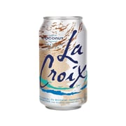 LaCroix Coconut Flavored Sparkling Water, 12 Oz., 24/Carton (NAV40121)
