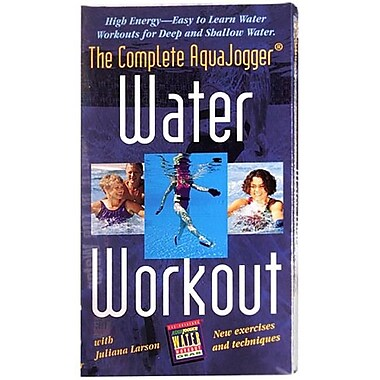 Aqua Jogger Complete Water Workout Video (AJHM004)