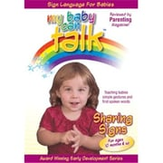 Baby Hands My Baby Can Talk - Sharing Signs DVD (BBYH002)