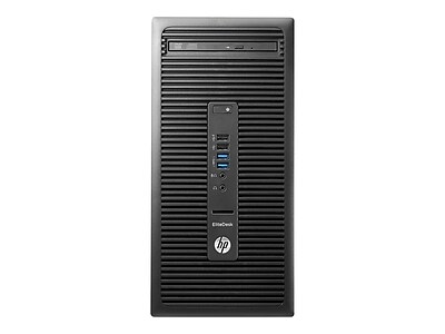 HP EliteDesk 705 G3 W5Y67UT#ABA Business Desktop Computer, AMD A10