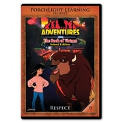 Rising Star Education 9781936086153 Adventures from the Book of Virtues- Vol. 9 - Respect- DVD (RSNGSTAR042)