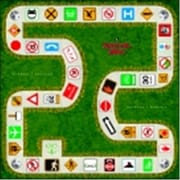 Pci Educational Publishing PrO-Ed Survival Signs Game - Outdoor Symbols (SSPC58800)