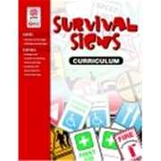 Pci Educational Publishing Survival Signs Curriculum Binder (SSPC58792)