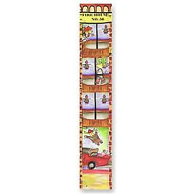 Stupell Industries Firehouse Growth Chart (STPL283)