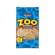 Austin Zoo Animal Crackers, Original, 2 oz., 36/Carton (10022)