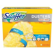 Swiffer Dusters Blend Refills, Yellow, 11/Box (99035)