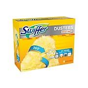 Swiffer Dusters Blend Refills, Yellow, 11/Box (99035)
