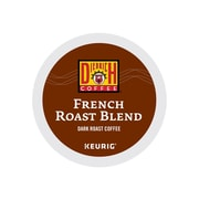 Diedrich French Roast Blend Coffee, Keurig® K-Cup® Pods, Dark Roast, 24/Box (6745)