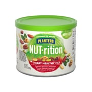Planters NUT-rition Heart Healthy Mix Nuts, Variety, 9.75 Oz. (05957)