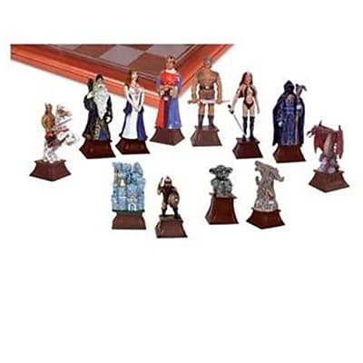 Sunnywood Good Vs. Evil Fantasy Chess Set (SNWD104) 2488526