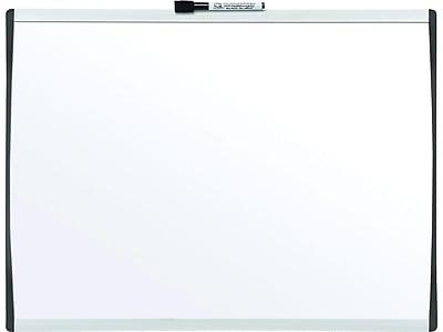 Staples Steel Dry-Erase Whiteboard, 1.5' x 2' (52484/28213)