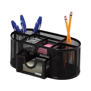 Rolodex Mesh Accessories Holder, Black (1746466)