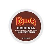 Kahlua Original Coffee, Keurig K-Cup Pods, Light Roast, 24/Box (4141)