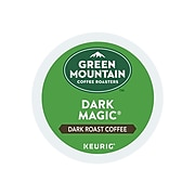 Green Mountain Dark Magic Coffee, Keurig® K-Cup® Pods, Dark Roast, 96/Carton (4061)
