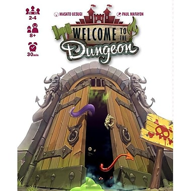 Iello 51234 Welcome to the Dungeon (ACDD14429)
