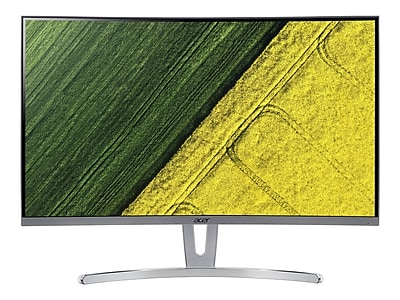 "Acer ED273 UM.HE3AA.001 27"" LED Monitor, White"