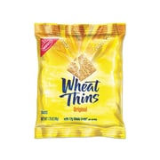Nabisco Wheat Thins Crackers, Original, 1.75 Oz., 72/Carton (00798)