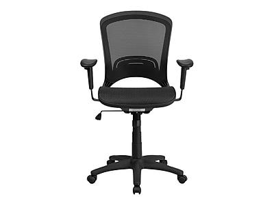 Flash Furniture Mesh Executive Chair, Black (HL-0007T-GG)