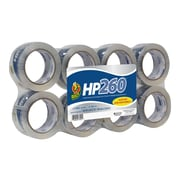 "Duck HP260, Acrylic Packing Tape, 1.88"" x 60 yds., Clear, 8/Pack (1067839)"