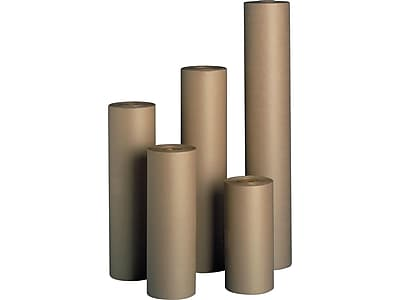 "Brown, Kraft Roll, 30 Lbs., 24""W x 1200'L (C2130240ST)"