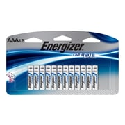Energizer Ultimate Lithium Battery, AAA, 12 Pack (L92SBP12)