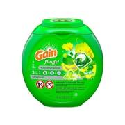Gain Flings! +Aroma Boost Original Detergent Pods, 57 oz., 72/Pack (86792)