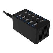 Sabrent 10-Port Desktop Smart USB Rapid Charger (AX-TPCS)