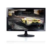 "Samsung SD300 Series LS24D330HSJ/ZA 24"" LED Monitor, High Glossy Black"