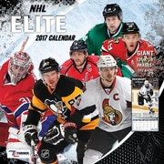 Turner Licensing NHL Elite 2017 12X12 Wall Calendar (17998011972)