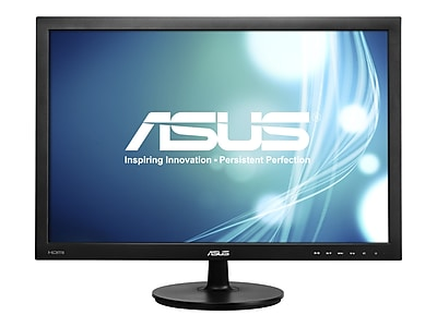 "ASUS VS24AH-P 24.1"" LED Monitor, Black"