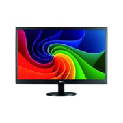 "AOC E970SWN 18.5"" LED Monitor, Black"