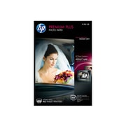 "HP Premium Plus Soft Glossy Photo Paper, 4"" x 6"", 100/Pack (CR666A)"