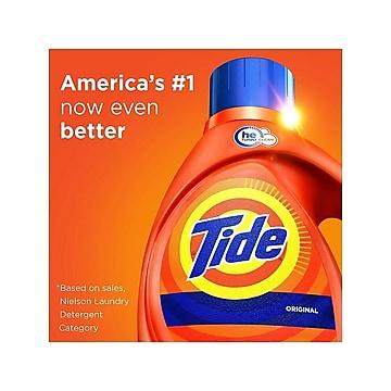 Tide Liquid Laundry Detergent, Original, 64 loads 92 fl oz. (08886)