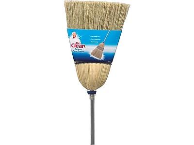 """Mr. Clean Deluxe Corn 10.3"""" Standard Broom (441382)"""