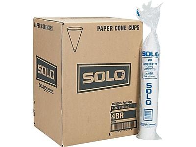Solo Bare Eco-Forward Cold Cups, 4 Oz.,