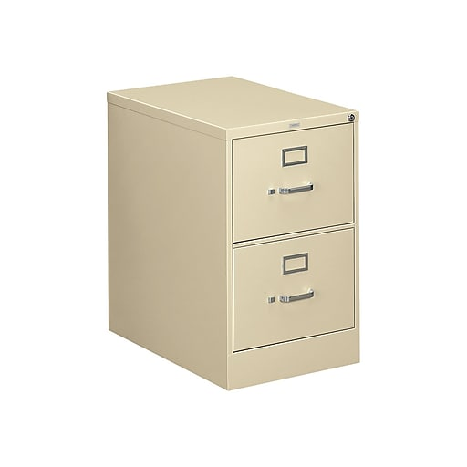 Hon 310 Series 26 1 2 Deep Commercial Vertical File Cabinets Legal Size Staples