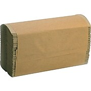 AbilityOne C-Fold Paper Towels, 1-ply, 200 Sheets/Pack, 12 Packs/Box (8540-00-291-0392)