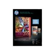 """HP Matte Brochure Paper, 8.5"""" x 11"""", 150/Pack (CH016A)"""