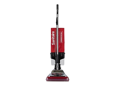 Sanitaire TRADITION Upright Bagless Vacuum, Red (SC887B)