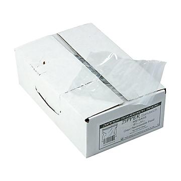 Webster Bags, 500/Carton (ZIP1SS500)