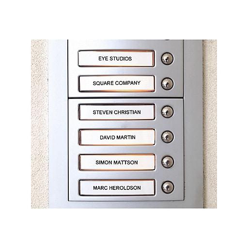 Dymo D1 Standard 45803 Label Maker Tape, 0 75