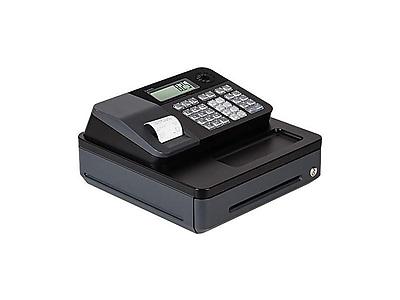 Casio SE-S700 Cash Register, Black