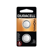 Duracell 2032 3V Lithium Battery, 2 Pack (DL2032B2PK)