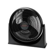 "Honeywell TurboForce 22.87""H 3 Speed Floor Fan, Black (HF-910)"
