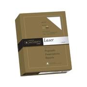"""Southworth 8.5""""W x 11""""L Laser Paper, 24 lbs., 95 Brightness, 500/Box (31-724-10)"""