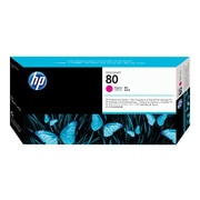 HP 80 DesignJet C4822A Printhead and Printhead Cleaner, Magenta